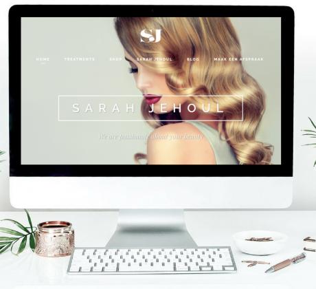 Website SarahJ
